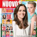 Princess Charlene of Monaco, Catherine Duchess of Cambridge - Nuovo (Settimanale Nuovo) Magazine Cover [Italy] (24 May 2012)