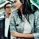 Kendall Jenner Vogue's 'Geek Love' (March 2016)