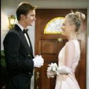 Kaley Cuoco and Thad Luckinbill