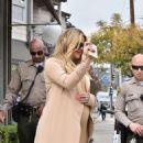 Khloe Kardashian – Leaving Petit Tresor in Los Angeles - 454 x 661