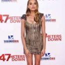 Tanya Mityushina – '47 Meters Down' Premiere in Los Angeles - 454 x 699