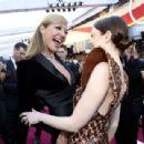 Allison Janney and Emma Stone : 91st Annual Academy Awards - 454 x 309