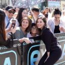 Sophia Bush – Extra set in Los Angeles