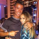 Cristiano Ronaldo shows off his exuberant dance moves in Las Vegas nightclub to celebrate J-Lo's birthday show - 454 x 457