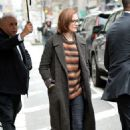 Evan Rachel Wood – Leaving her hotel in New York City