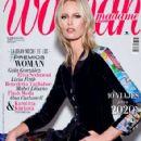 Karolina Kurkova - Woman Magazine Cover [Spain] (January 2020)