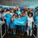 Millie Bobby Brown – UNICEF's 'Go Blue' Petition for World Children's Day 2018 - 454 x 303