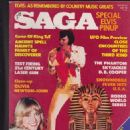 Elvis Presley, Olivia Newton-John - SAGA Magazine Cover [United States] (January 1978)