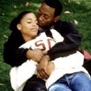 Omar Epps and Sanaa Lathan