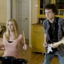 LISA KUDROW and GAELAN CONNELL star in BANDSLAM. Photo Credit: Van Redin. © 2008 Summit Entertainment, LLC., and Walden Media, LLC. All rights reserved.