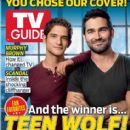 Tyler Hoechlin, Tyler Posey, Teen Wolf - TV Guide Magazine Cover [United States] (9 December 2013)