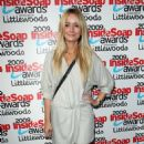 Sammy Winward - Launch Party For This Year's Inside Soap Awards At The Great John Street Hotel On July 6 2009 In Manchester, England