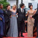 Sophie Marceau Closing Ceremony and Le Glace Et Le Ciel Premiere In Cannes