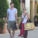 Miley Cyrus: Shopping Trip in Pasadena