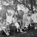 Rose Kennedy and Joseph P. Kennedy and Clan - 454 x 340