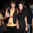 Kim Smith and Tyson Ritter - 392 x 612