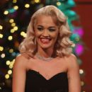 Rita Ora – On The Graham Norton New Year's Eve Show in London
