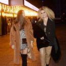 Tallia Storm and Emily Canham – Leaving Top Gear Series 28 TV Premiere in London