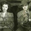 Shirley Temple and Dickie Moore