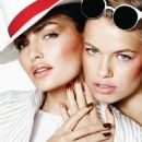Frida Aasen & Alyssa Miller - Allure March 2014