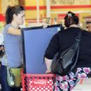 Emmy Rossum - At Target In Los Angeles - August 19, 2010
