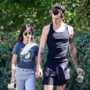 Camila Cabello and Shawn Mendes – Out for a walk in Coral Gables