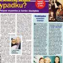 Beata Tyszkiewicz - Zycie na goraco Magazine Pictorial [Poland] (27 November 2014) - 454 x 609