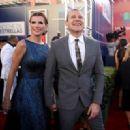 Alan Tacher and Cristina Bernal- The 17th Annual Latin Grammy Awards - Red Carpet - 454 x 320