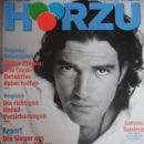 Antonio Banderas - Hörzu Magazine Cover [Germany] (17 October 1998)