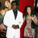 Nikki Park and Wesley Snipes - 403 x 665