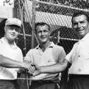 Jack Nicklaus, Arnold Palmer & Julius Boros