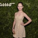 Actress Mackenzie Foy attends as Ferragamo Celebrates 100 Years in Hollywood at the newly unveiled Ferragamo boutique on September 9, 2015 in Beverly Hills, California - 417 x 600