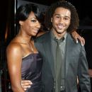 Corbin Bleu and Monique Coleman - 386 x 594