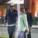 Dakota Johnson and Chris Martin – Go to the movies in Calabasas
