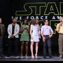 Harrison Ford-August 15, 2015-'Worlds, Galaxies, And Universes: Live Action At The Walt Disney Studios Presentation At Disney's D23 EXPO 2015 - 454 x 324