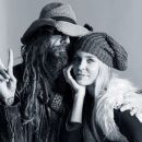 Rob Zombie and Sheri Moon - 454 x 380