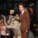 Robert Pattinson on The German WFE Red Carpet April 27, 2011