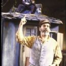 Fiddler on the Roof Starring TOPOL (Images From The Movie, 1967 London Cast,1990 Broadway Revivel In Detroit Michigan) - 454 x 219