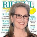 Meryl Streep - Ridikül Magazine Cover [Hungary] (August 2019)