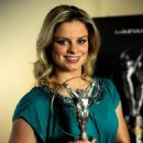 Kim Clijsters - Awards Room-Laureus World Sports Awards, 10 March 2010