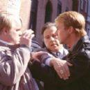 Philip Seymour Hoffman, Harvey Keitel and Edward Norton in Universal's Red Dragon - 2002