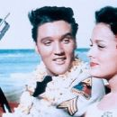 Joan Blackman and Elvis Presley - 454 x 253