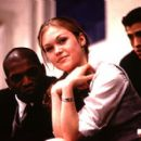 Mekhi Phifer, Julia Stiles and Andrew Keegan in Lions Gate's O - 2001 - 400 x 269