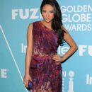 Shay Mitchell - HFPA/InStyle Party Announcing Miss Golden Globe 2011 at Cecconi's Restaurant on December 9, 2010 in Los Angeles, California