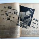 Robert Taylor - Modern Screen Magazine Pictorial [United States] (September 1940) - 454 x 340