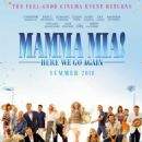Mamma Mia! Here We Go Again (2018) - 454 x 673