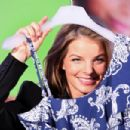 Yvonne Catterfeld is the new 'OTTO' face, 07.11.2011