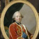 Étienne François de Choiseul. Painting by Charles van Loo - 440 x 550