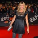 Tess Daly - The Brit Awards 2008, 20 February 2010