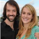 Ned Rocknroll and Eliza Cowdray